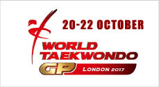 World Taekwondo Grand-Prix London 2017