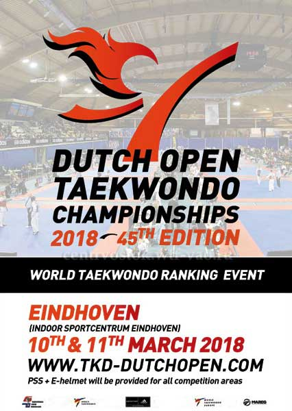 45 Dutch Open 2018